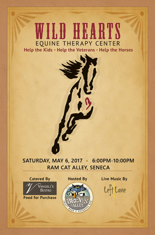 Hope Through Horses Benefit