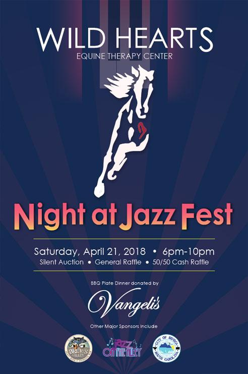 Night at Jazz Fest